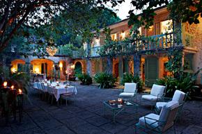 villa collection fustic house