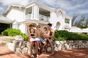 the villa collection family